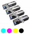 Picture of Bundled Set of 4 Compatible Toner Cartridges - suits Xerox DocuPrint CM305DF