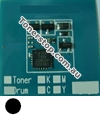 Picture of Black Compatible Toner Reset Chip - suits Xerox ApeosPort-IV C5580