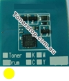 Picture of Yellow Compatible Toner Reset Chip - suits Xerox ApeosPort-IV C5580
