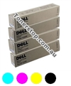 Picture of On Special - Bundled Set of 4 Genuine Toner Cartridges for Dell 5110CN