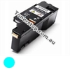 Picture of Cyan Compatible Toner Cartridge - suits Xerox DocuPrint CM225fw