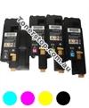 Picture of Bundled Set of 4 Compatible Toner Cartridges - suits Xerox DocuPrint CM225fw