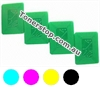 Picture of Bundled Set of 4 Compatible Toner Reset Chips - suits  Anytron any-001 Digital Label Press