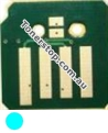 Picture of Cyan Compatible Toner Reset Chip - suits Xerox ApeosPort-IV C2270