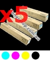 Picture of Bundled Set of 4 On Special - Genuine Toner Cartridges for Xerox ApeosPort-IV C2270