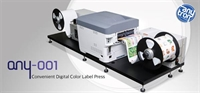 Anytron any-001 Digital Label Press