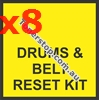 Picture of Imaging Drums & Transfer Belt Reset Kit - suits  Anytron any-001 Digital Label Press