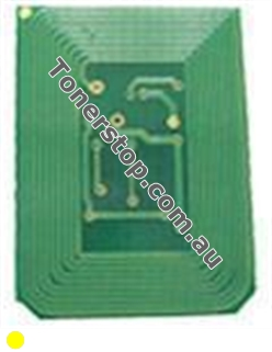 Picture of Yellow Compatible Toner Reset Chip - suits  Anytron any-001 Digital Label Press