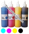 Picture of Bundled Set of 4 Compatible Toner Refills (Includes 4 Toner Chips) - suits  Anytron any-001 Digital Label Press