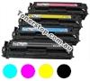 Picture of Bundled Set of 4 Compatible Toner Cartridges - suits HP Pro MFP M177fw