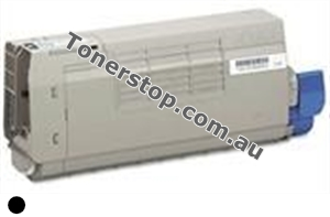 Picture of Black Compatible Toner Cartridge - suits  Anytron any-001 Digital Label Press