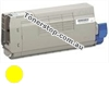 Picture of Yellow Compatible Toner Cartridge - suits  Anytron any-001 Digital Label Press