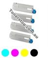 Picture of Bundled Set of 4 Compatible Toner Cartridges - suits Allen Datagraph ADSI Itech Spectrum Digital Label Printer
