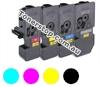 Picture of Bundled Set of 4 Compatible Toner Cartridges - suits Kyocera M Series M5521CDW