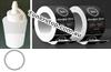 Picture of White Compatible Toner Refill (includes toner chip) suits  Intec COLORSPLASH CS5400
